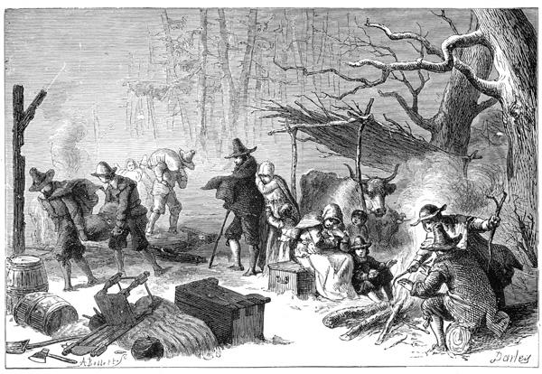 Early American Literature John Smith Vs William Bradford