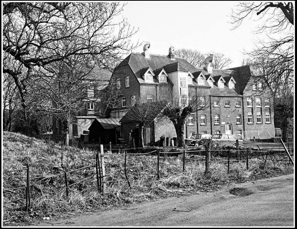 New Barnes Mill c1970s