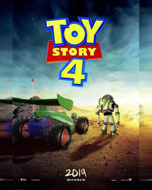 أقوى وأفضل أفلام 2019 المنتظرة بشدة toy story 4