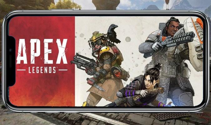 Menunggu Waktu Peluncuran Apex Legends Mobile