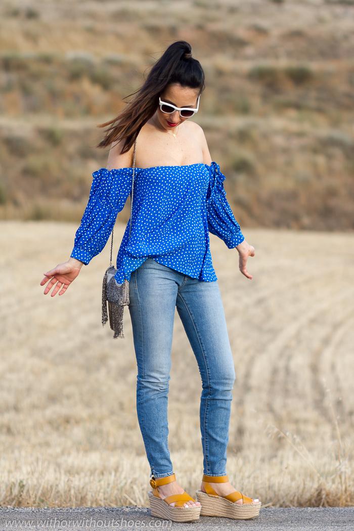 Blogger valenciana con consejos para comprar los jeans que mejor sientan de rebaja