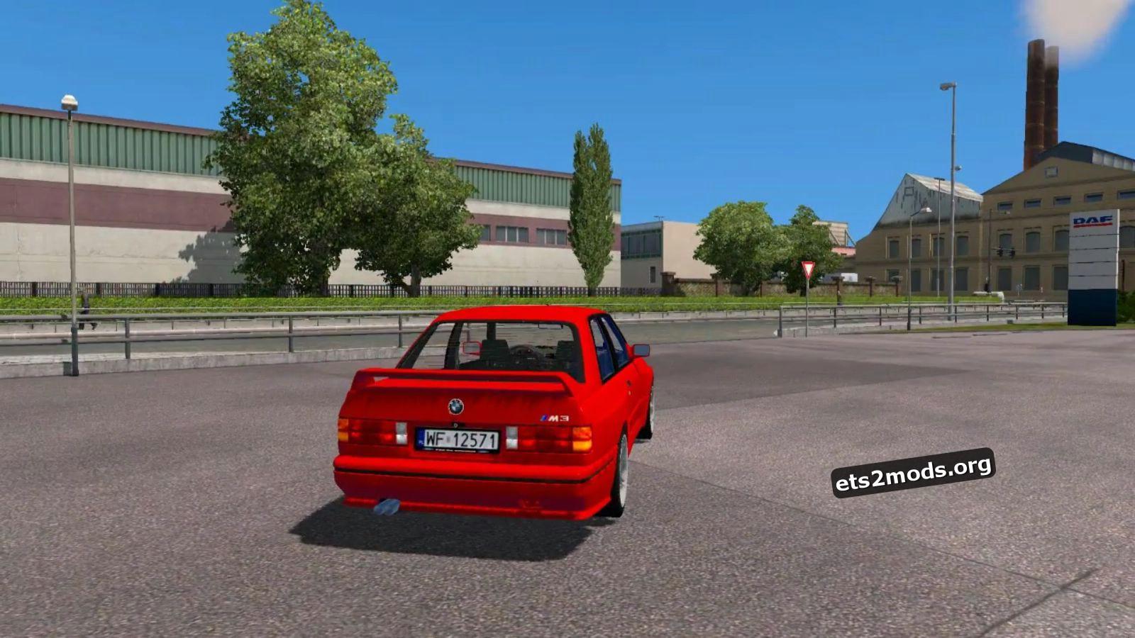 Car - BMW E30 M3
