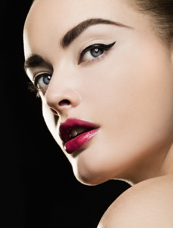 eyeliner clássico maquilhagem