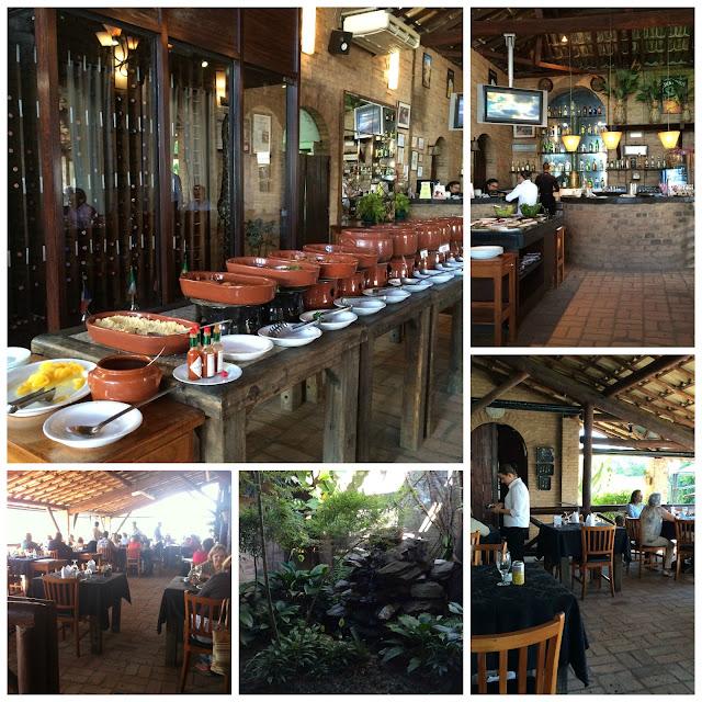 Restaurante Mestrino em Vinhedo - SP