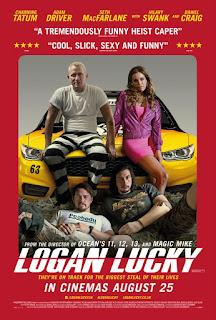 Logan Lucky (2017) แผนปล้นลัคกี้ โชคดีนะโลแกน [ซับไทย]