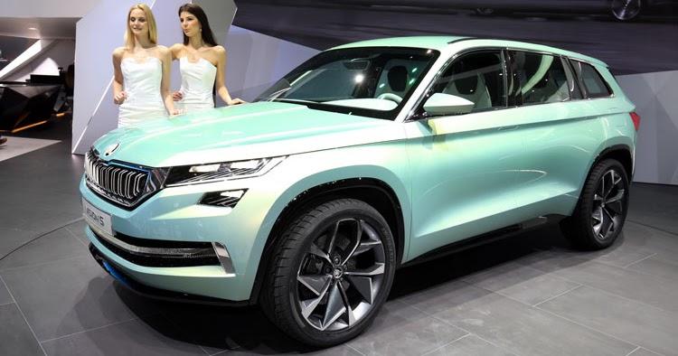 Skoda Kodiak Suv Might Get Vrs Coupe Versions