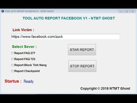SHARE TOOLS AUTO REPORT FACEBOOK V1 BY NTMT GHOST