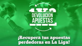 paf recupera tus apuestas perdedoras de Liga 18-19 marzo