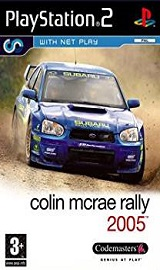 517NEFB5BFL. SY300 QL70  - Colin McRae Rally 2005 - PS2