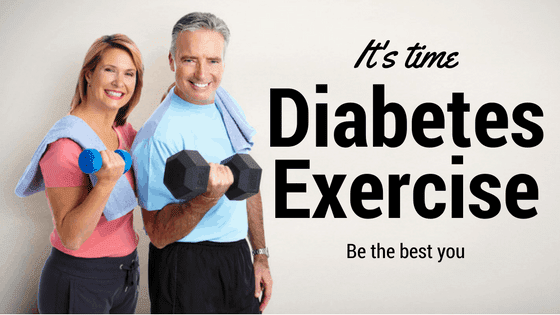 #Health : There is a strong link between diabetes and fitness.Patients With Type 2 Diabetes Show a Greater Decline in Muscle Mass !