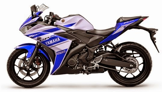 Yamaha YZF-R25 Specifications