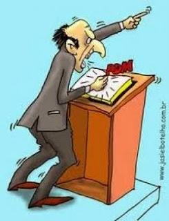 Não se levante contra seu Pastor