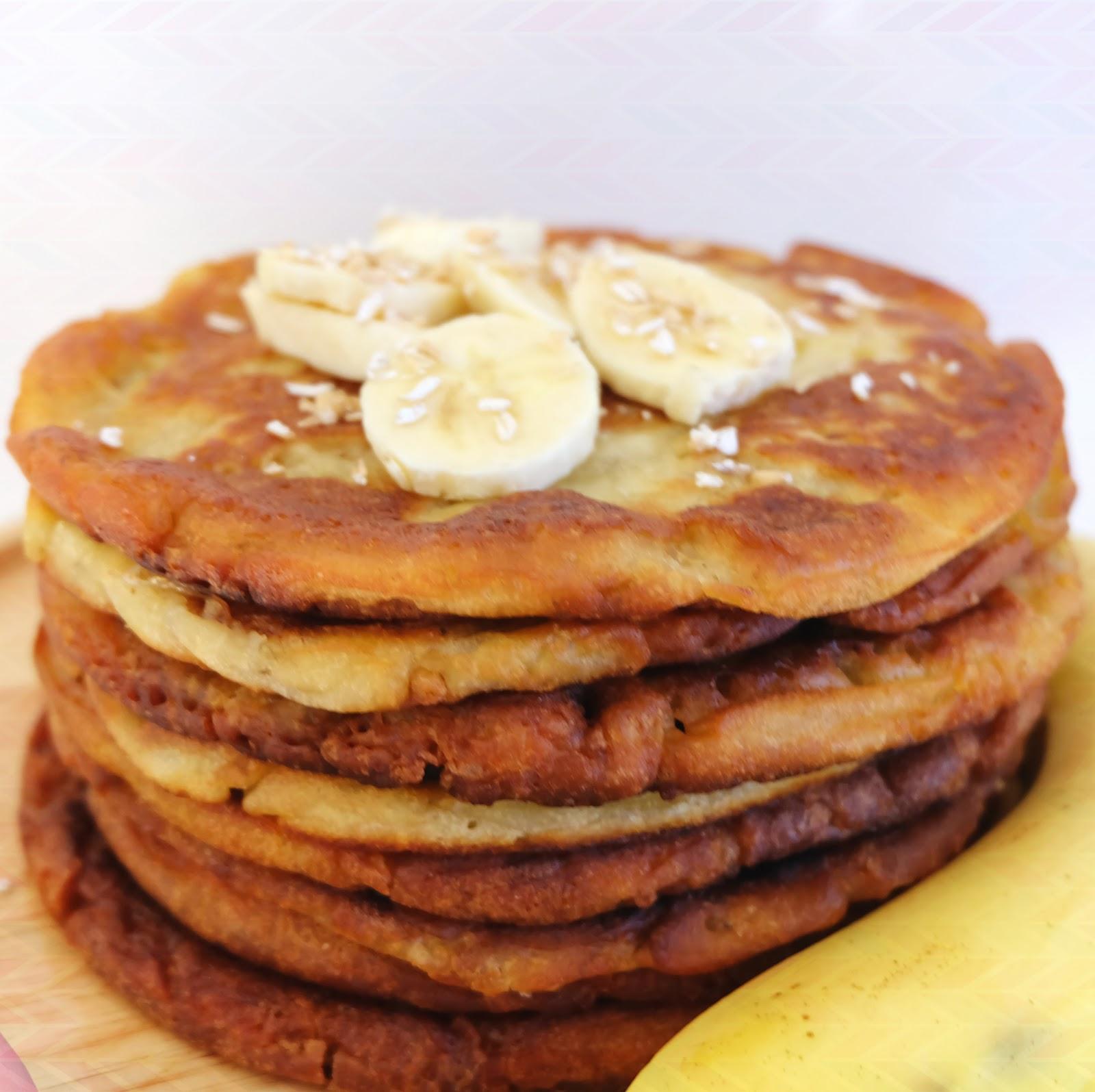 Bananowe Pankejki Kuchnia Lidla Weekendownik