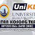 Jawatan Kosong di Universiti Kuala Lumpur (UniKL) - 8 December 2017