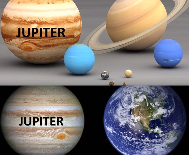 ciri planet jupiter