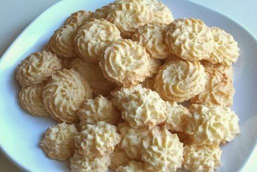 Resep Kue Bangkit Jtt: Kumpulan Resep Kue Dan Masakan Lezat: Resep Kue Bangkit Keju