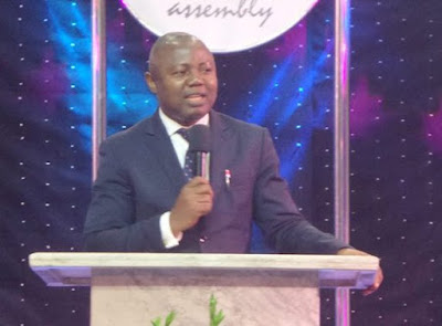 Grace For Sexual Purity - By Pastor Linus Ochai