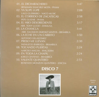 Antonio Aguilar - Mi Historia Disco 07