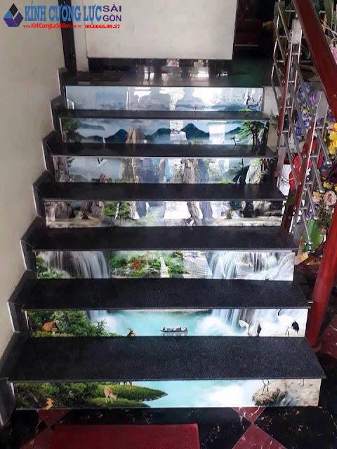 Chiêm ngưỡng những mẫu cầu thang 3D đẹp Ngỡ Ngàng gây sốt 2018