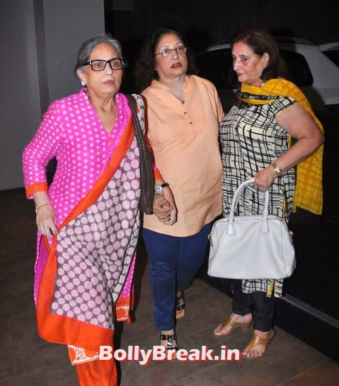 Salma Khan, 'Humshakals' Movie Special Screening Pics