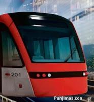 LRT Akan Beroprasi Sebentar Lagi