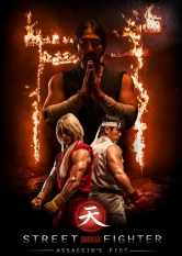 Street Fighter - Live Action Peliculas