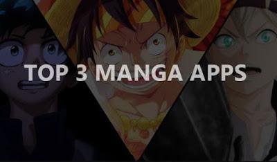 Aplikasi Manga Terbaik untuk Android yang Bisa Digunakan Secara Gratis