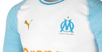 0b7c696b3ba Puma Olympique Marseille 18-19 Home Kit Released