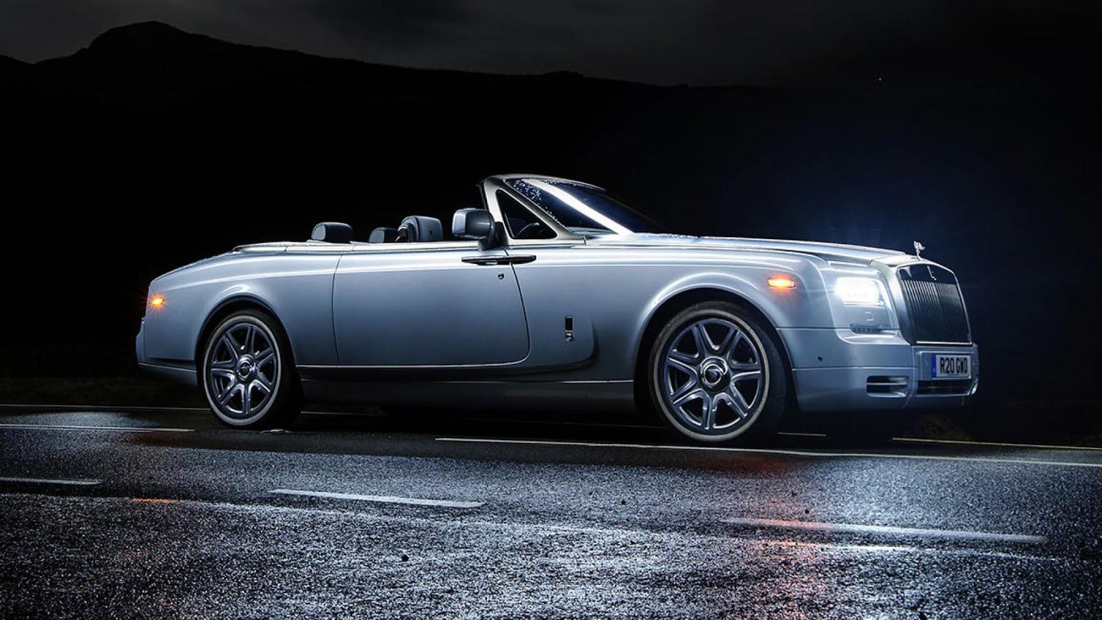 Rolls-Royce Phantom 7 sẽ chấm dứt sau 13 năm tồn tại từ năm 2003