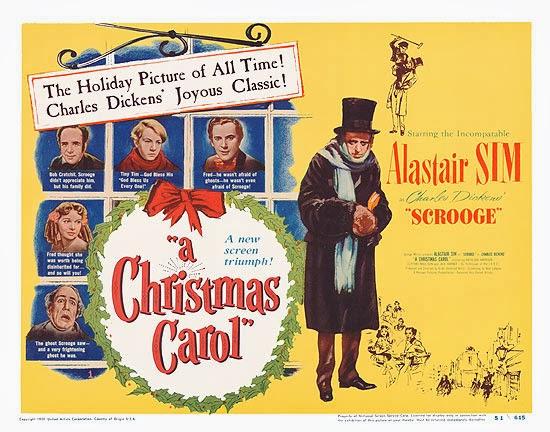 Laura's Miscellaneous Musings: Tonight's Movie: A Christmas Carol (1951)