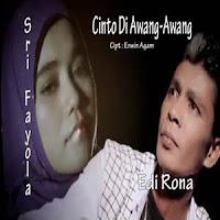 Lirik dan Terjemahan Lagu Sri Fayola - Cinto Di Awang Awang Feat Edi Rona
