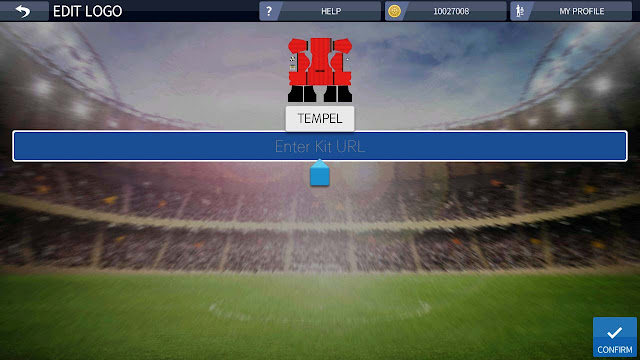ubah kit dream league soccer