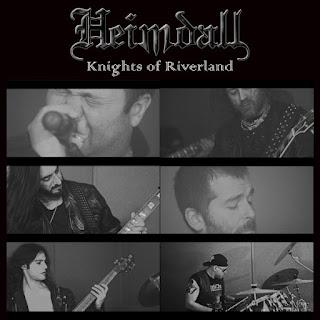 """Το βίντεο των Heimdall για το τραγούδι """"Knights of Riverland"""" από το ομότιτλο single"""