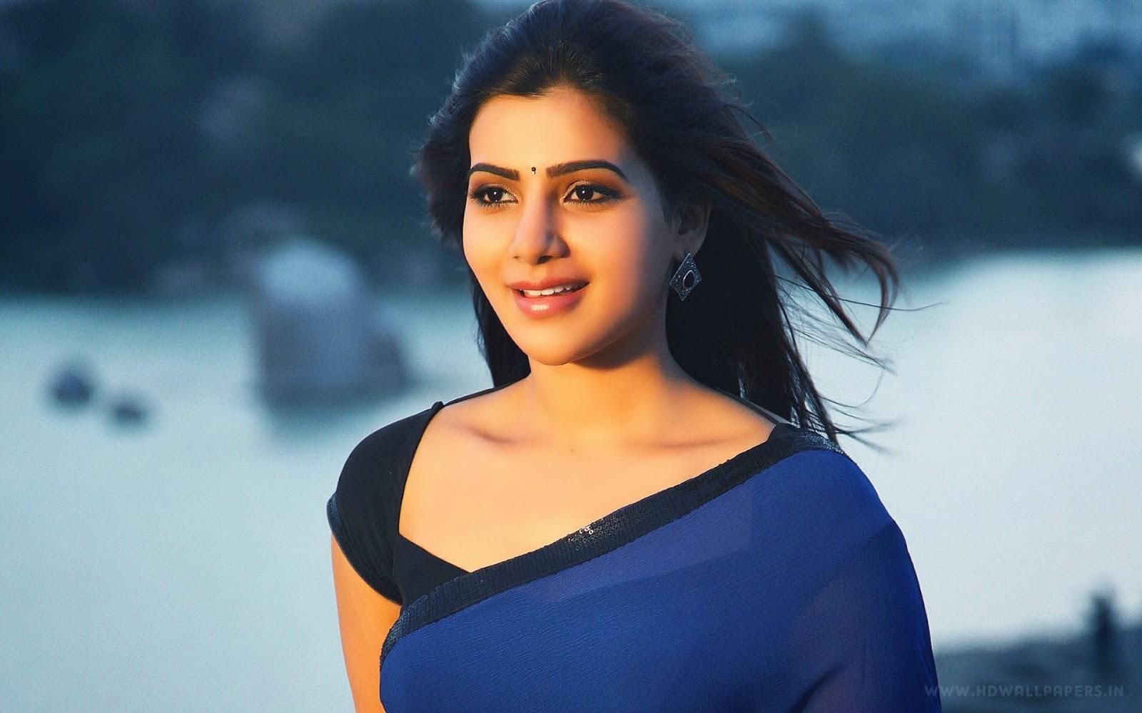 Actress Wallpapers Download Free: HD Wallpaper Download: Samantha 2014 Hot & Sexy Bollywood