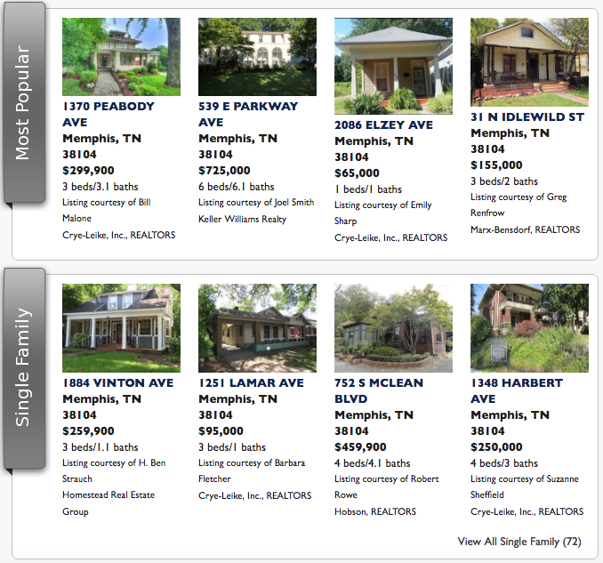 cooper young midtown memphis homes for sale