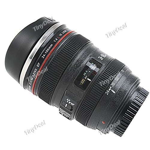 Camera Lens Style EF 24-105mm Lens Coffee Mug2