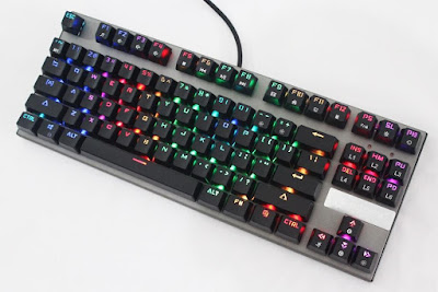 Mechanical Keyboard Murah Sades Lucent TKL