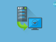 Setting NAT Debian 8 agar client terkoneksi internet