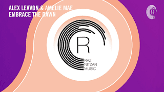 Lirik Lagu Embrace The Dawn - Alex Leavon & Amelie Mae