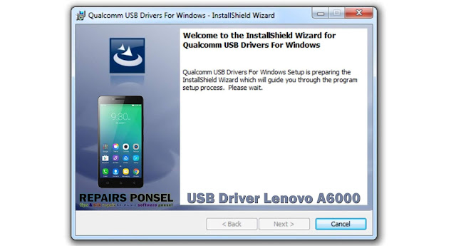 Download USB Driver Lenovo A6000 for Windows 32-bit and 64-bit