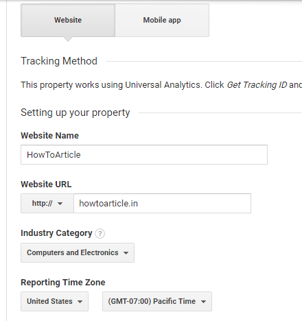 add-wordpress-site-to-google-analytics