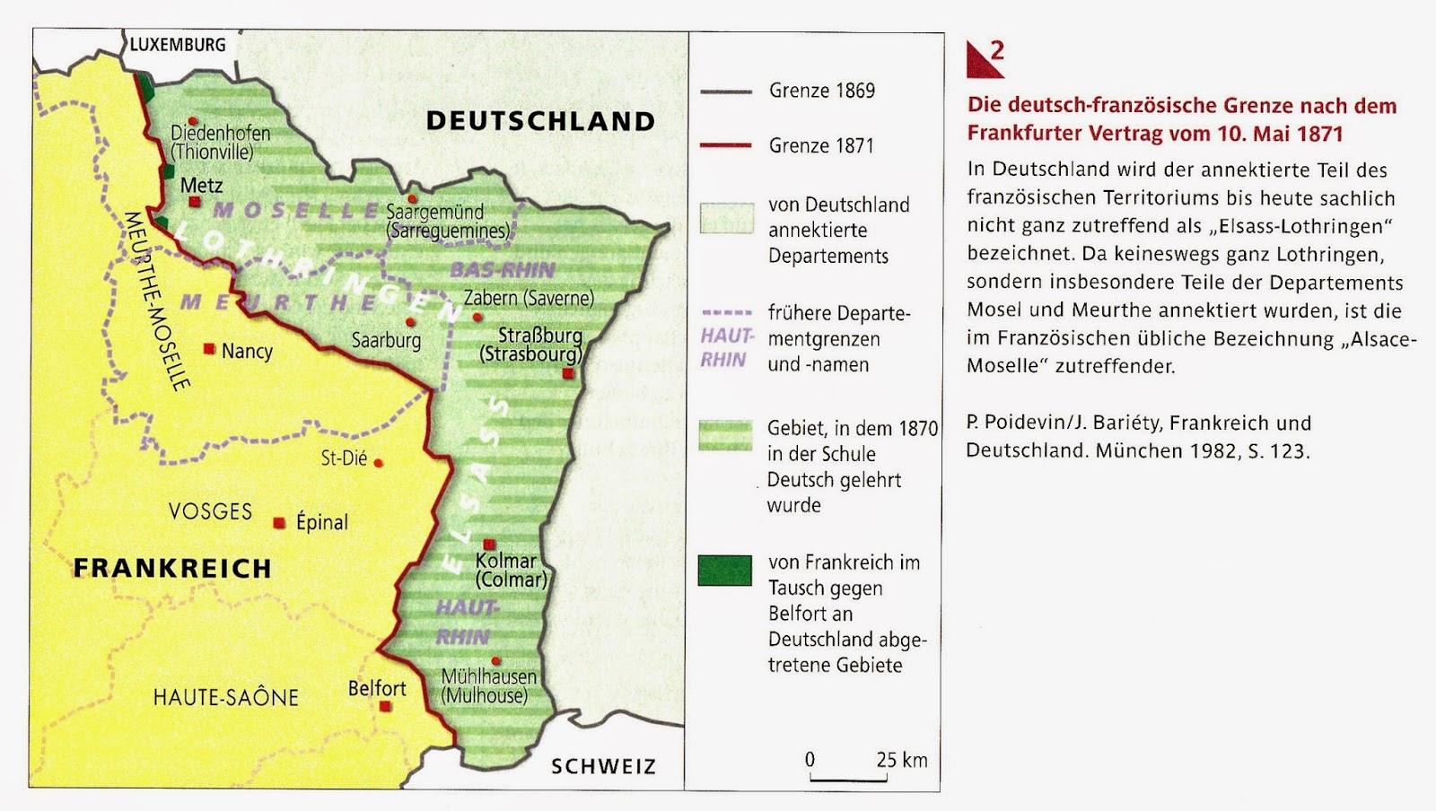 Lothringen Karte.Austausch Metz Berlin 2015 Metz Und Das Reichsland Elsass