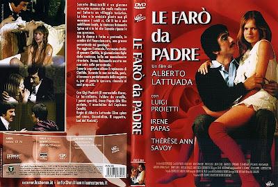 Я буду ей отцом / Le farò da padre. 1974. DVD.
