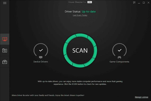 IObit Driver Booster Pro 5.3 Serial Key Crack License Code Activation registration