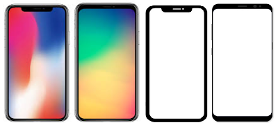 iPhone X2 is the update from iPhone X. Apple's new iPhones iPhone X2 beside the iPhone X Plus, iPhone X SE (XS), iPhone XI and iPhone SE2 2018.
