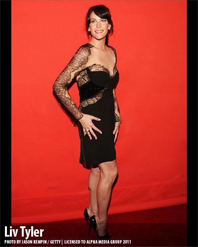 Maryeve Dufault: [Profiles] American Actress Liv Tyler