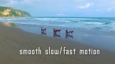 Agar Slow Motion Video Menjadi Smooth Menggunakan Adobe Permiere