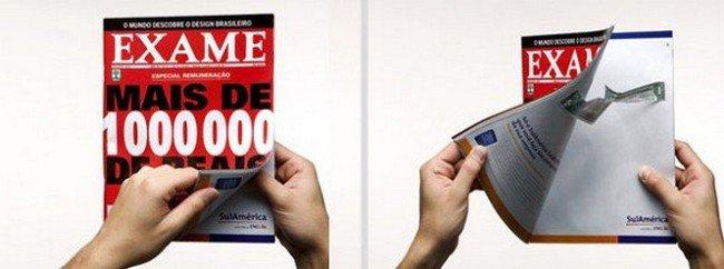 anuncios criativas duas paginas revistas e jornais 17 - 16 Anúncios de duas páginas mega criativos.