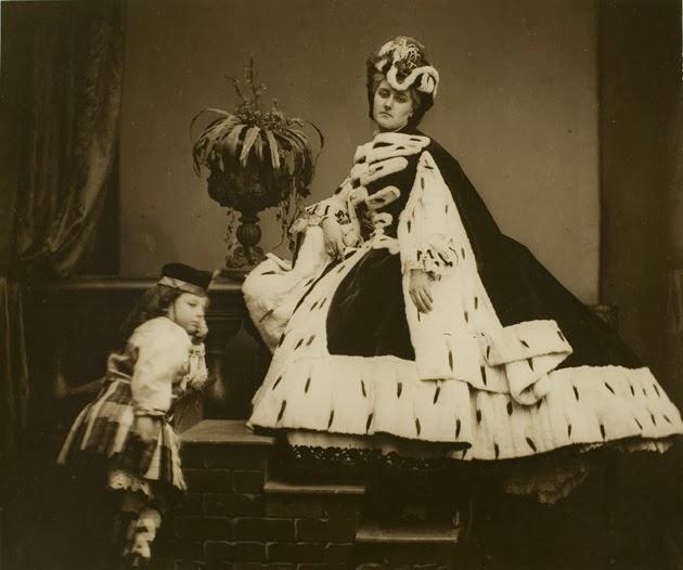 Imágenes Condesa de Castiglione Pierson