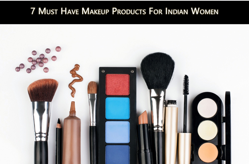 Makeup Ideas must have makeup pics : 7 Must Have Makeup Essentials for Indian Women | Candy Crow | Top ...